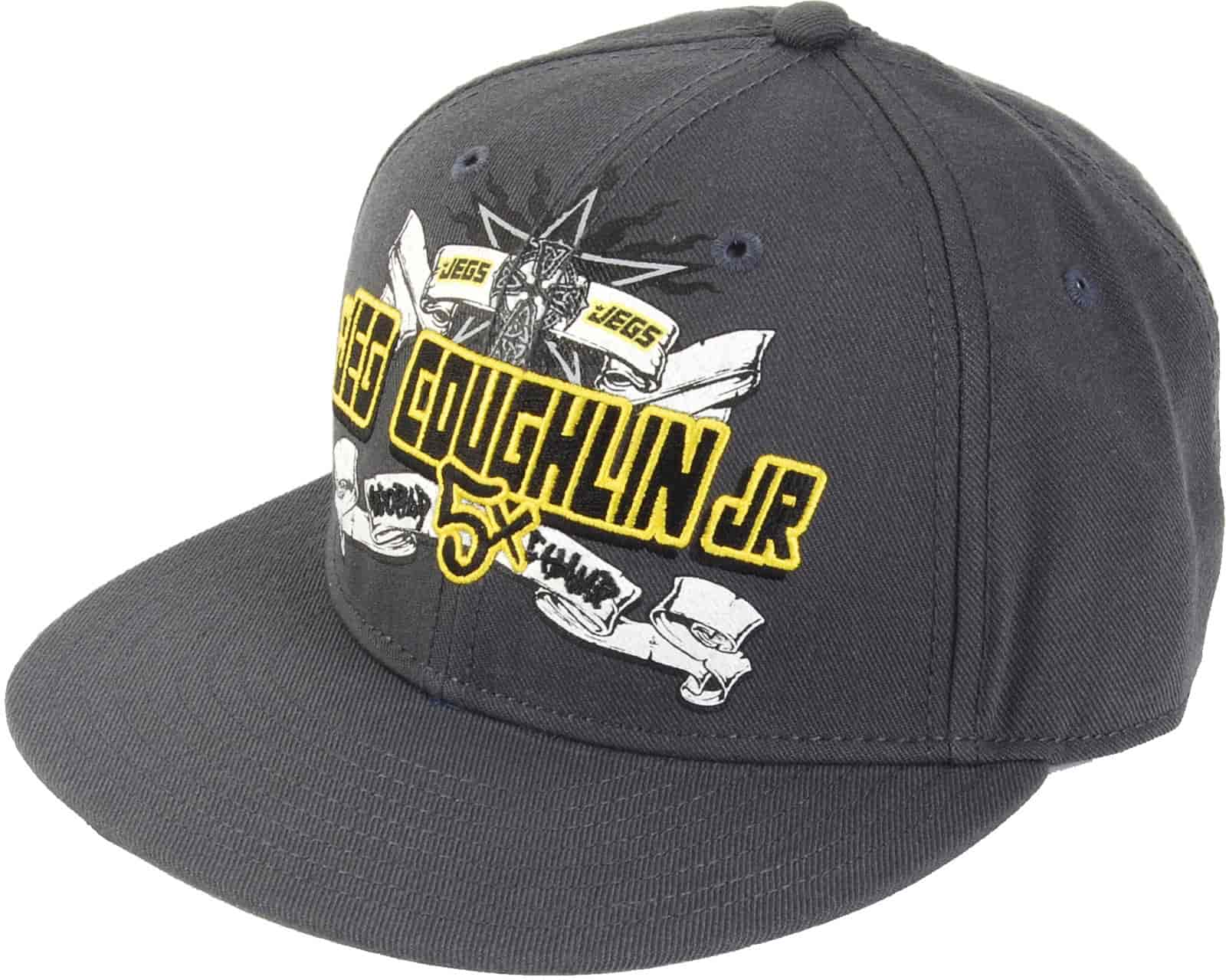JEGS 02100 - JEGS Jeg Jr. 5X Champ 50th Anniversary Hat