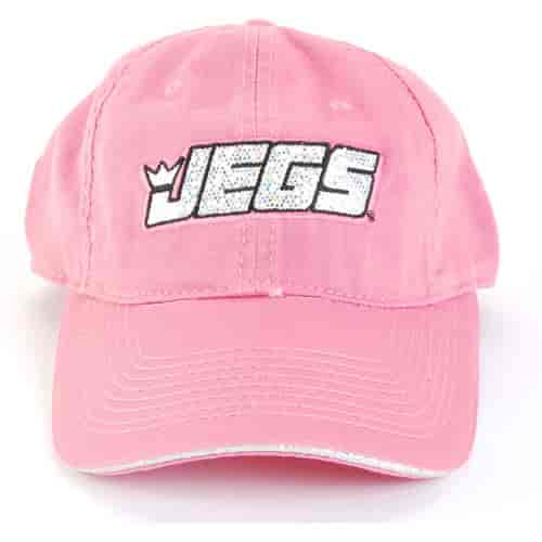 JEGS 0300 - JEGS Pink Youth Hat