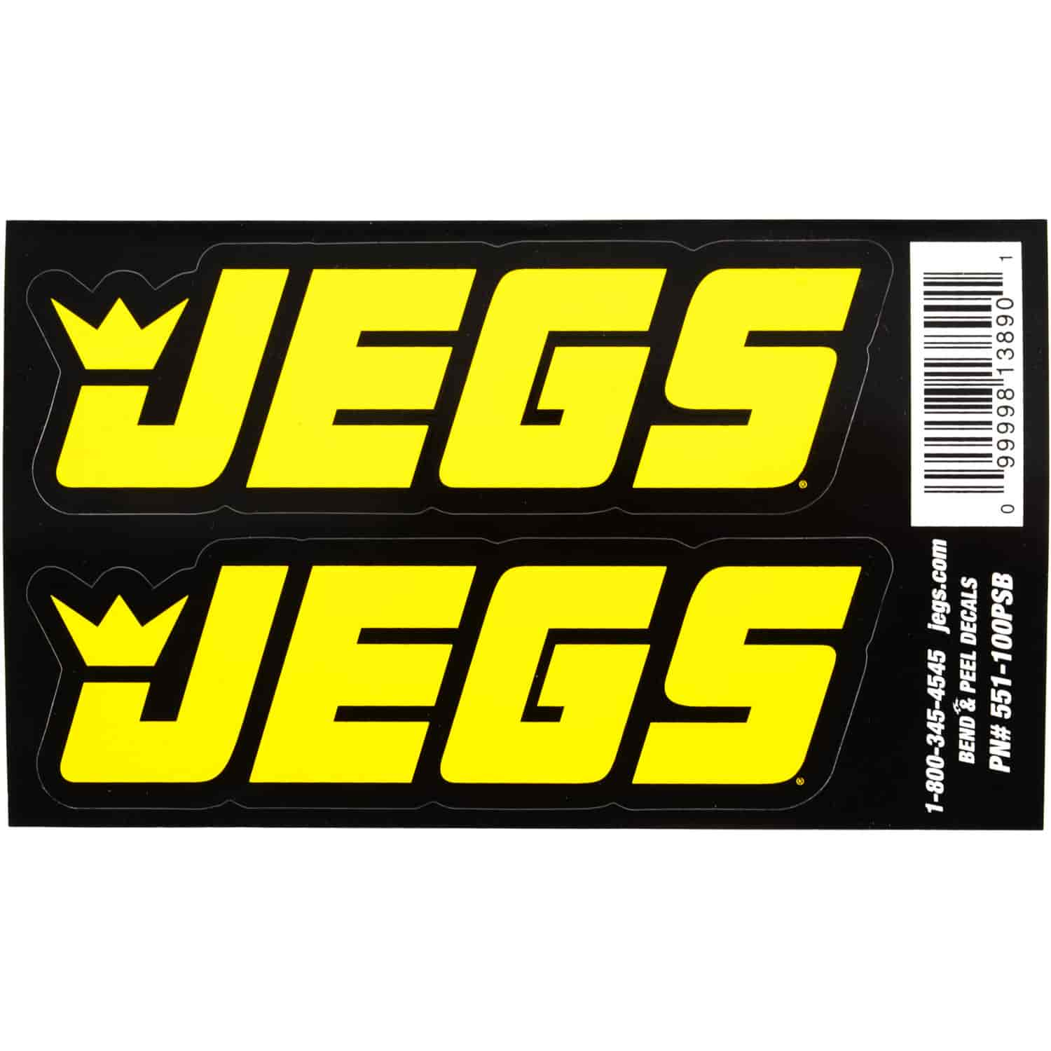 JEGS 100PSB