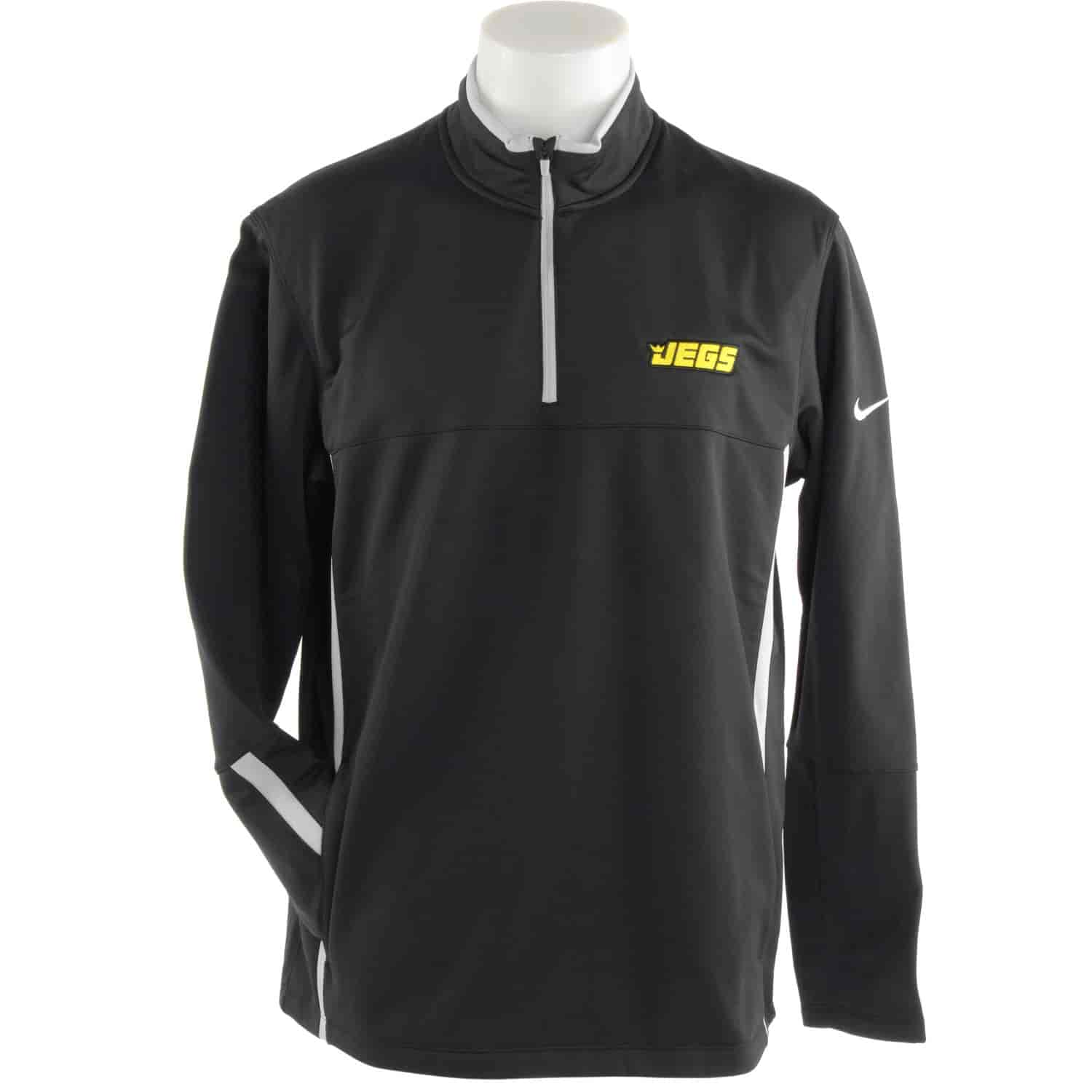 JEGS Apparel and Collectibles Fit 1/2 Zip Pullover