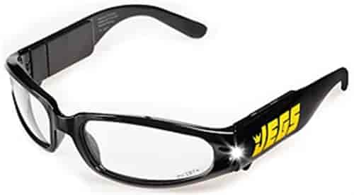 JEGS LSG279760JEG - JEGS Lighted Safety Glasses