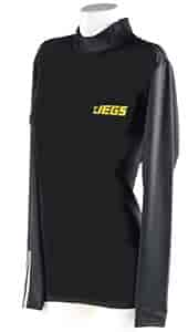 JEGS O33000-L - JEGS/Adidas ClimaLite Thermal Compression Mock