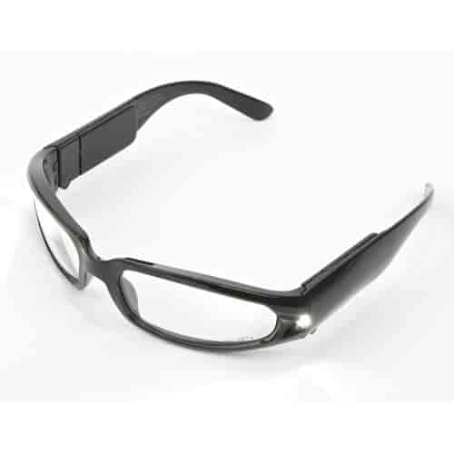 JEGS LSG297760 - JEGS Lighted Safety Glasses
