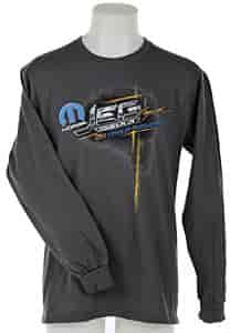 JEGS MT009405 - JEGS Jeg Jr. Long Sleeve Mopar T-Shirt