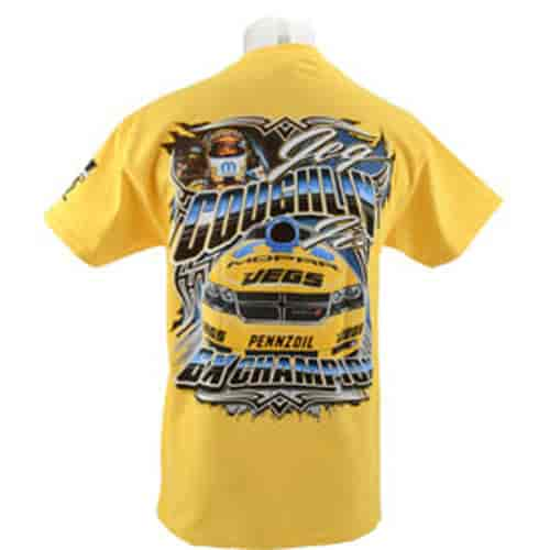 JEGS MT009906 - JEGS Jeg Jr. 6X World Champion T-Shirt
