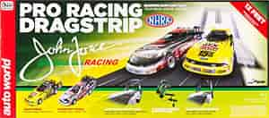 JEGS SRS268/03 - Auto World Slot Car Drag Racing Track Sets