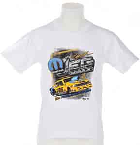 JEGS YT002303 - JEGS Jeg Jr. Mopar Youth T-Shirt