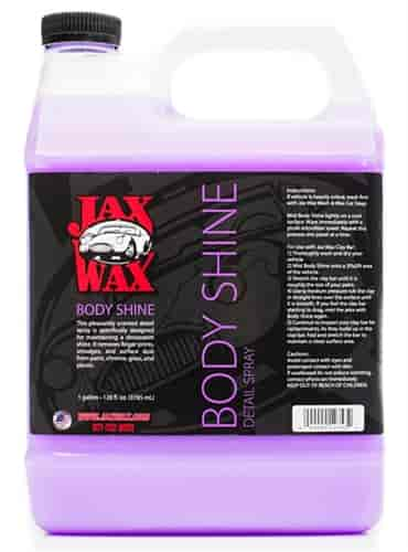 Jax Wax BS01 - Jax Wax Car Care Products
