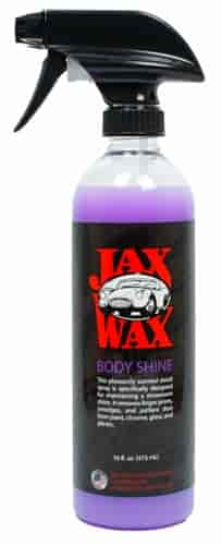 Jax Wax BS16 - Jax Wax Car Care Products
