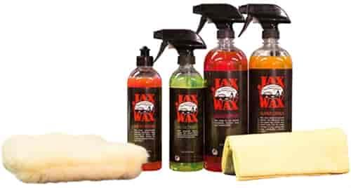 Jax Wax Jax Wax Exterior Wash & Detail Kits