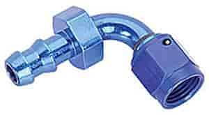 JEGS Performance Products 100071 - JEGS AN Push-Loc Hose End Fittings - Blue