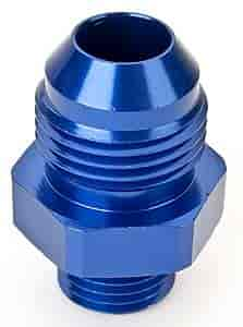 JEGS Performance Products 100161 - JEGS AN to AN Radiused Pump Fittings