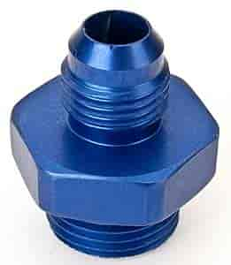 JEGS Performance Products 100162 - JEGS AN to AN Radiused Pump Fittings