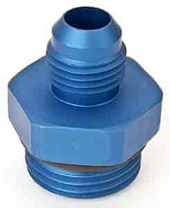 JEGS Performance Products 100165 - JEGS AN to AN Radiused Pump Fittings