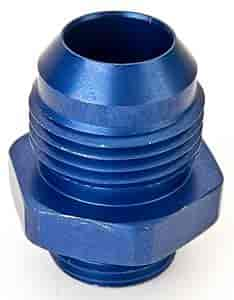 JEGS Performance Products 100168 - JEGS AN to AN Radiused Pump Fittings