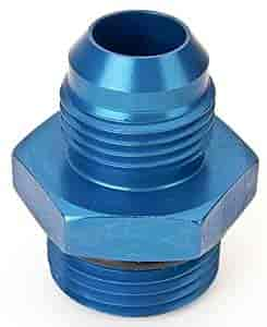 JEGS Performance Products 100169 - JEGS AN to AN Radiused Pump Fittings