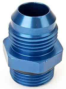 JEGS Performance Products 100170 - JEGS AN to AN Radiused Pump Fittings