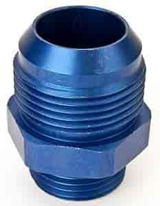 JEGS Performance Products 100171 - JEGS AN to AN Radiused Pump Fittings