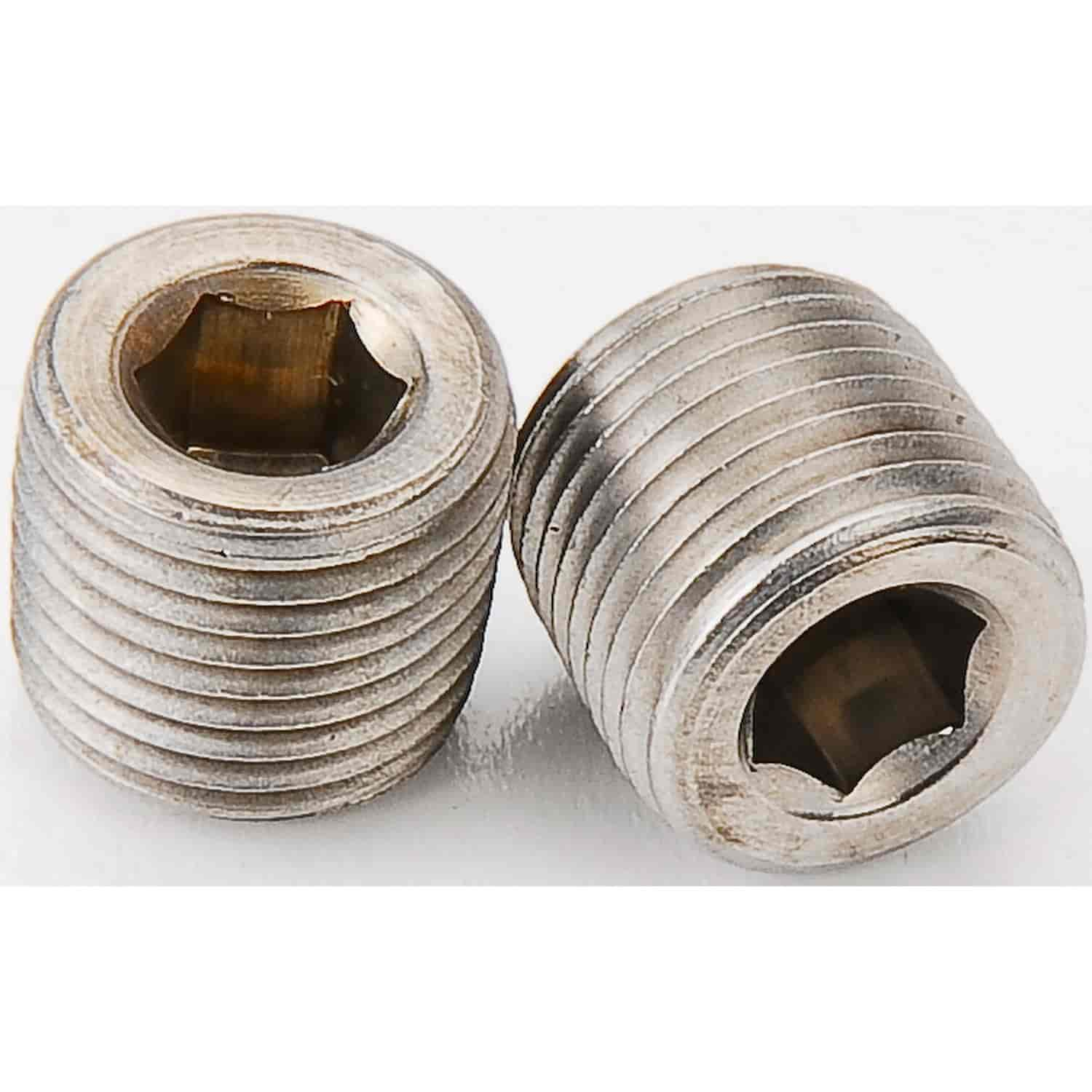 JEGS Performance Products 100451 - JEGS NPT Pipe Plugs