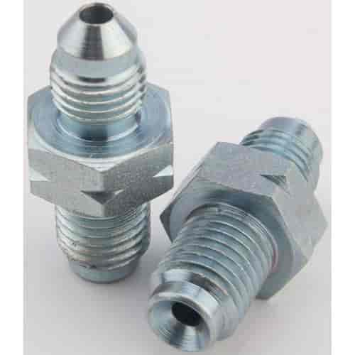 JEGS Performance Products 100766 - JEGS Brake Line Fitting Adapters