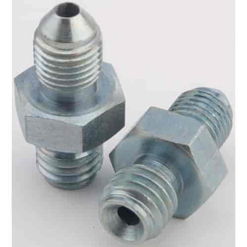 JEGS Performance Products 100771 - JEGS Brake Line Fitting Adapters