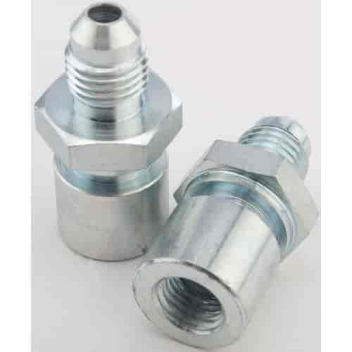 JEGS Performance Products 100782 - JEGS Brake Line Fitting Adapters