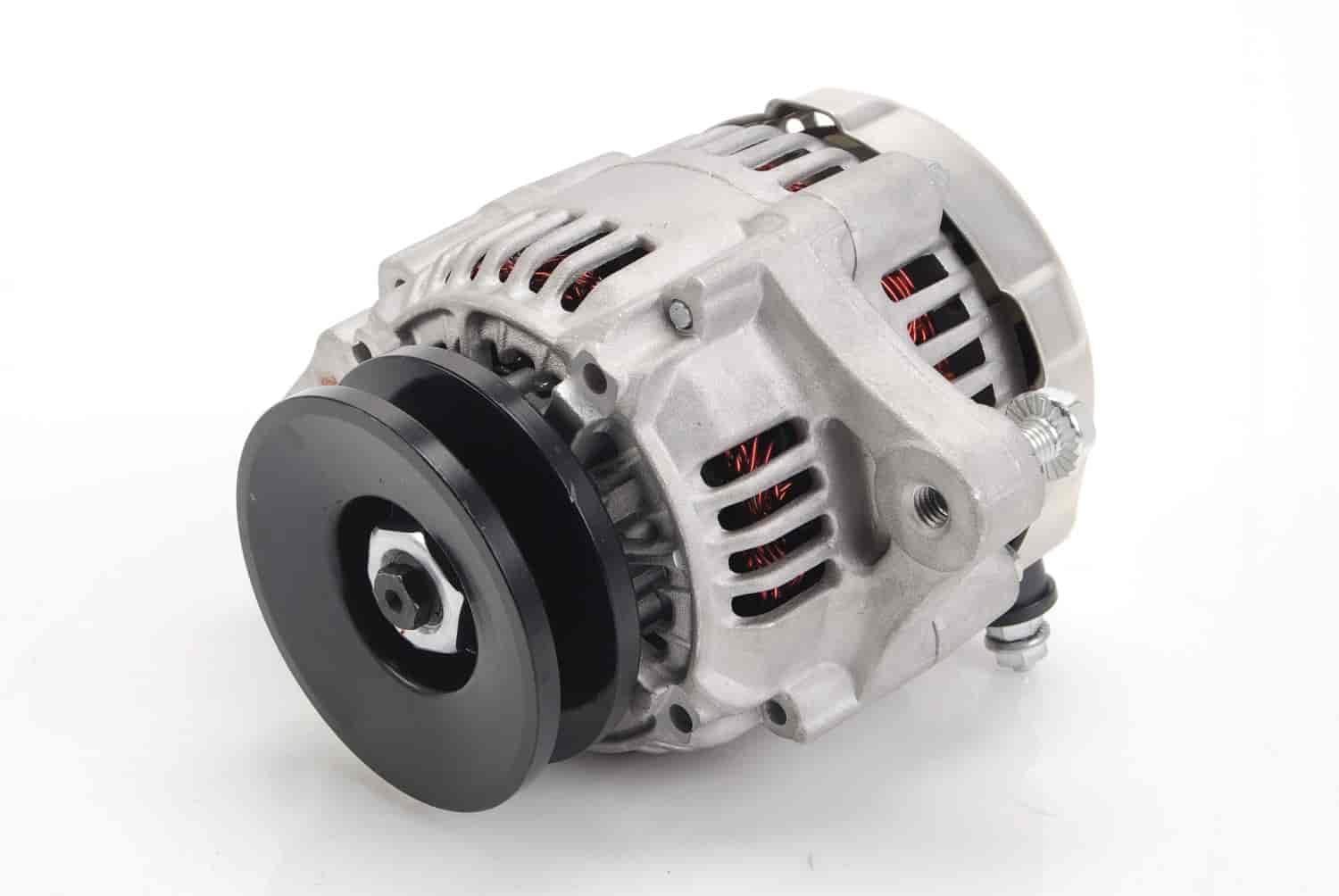 JEGS 10171: 1-Wire Micro Mini GM Alternator 55 Amp | JEGS