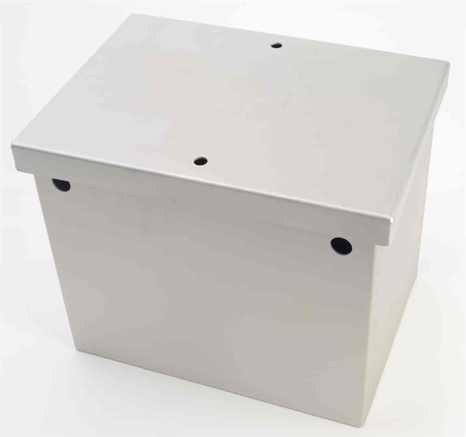JEGS Performance Products 10280 - JEGS Aluminum Battery Boxes