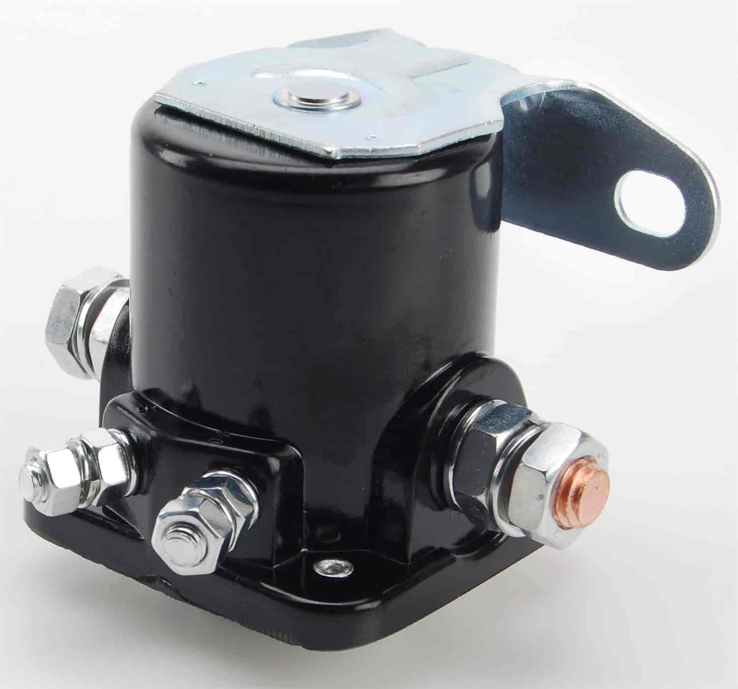 JEGS Performance Products 10308 - JEGS Ford-Style Remote Mount Starter Solenoid