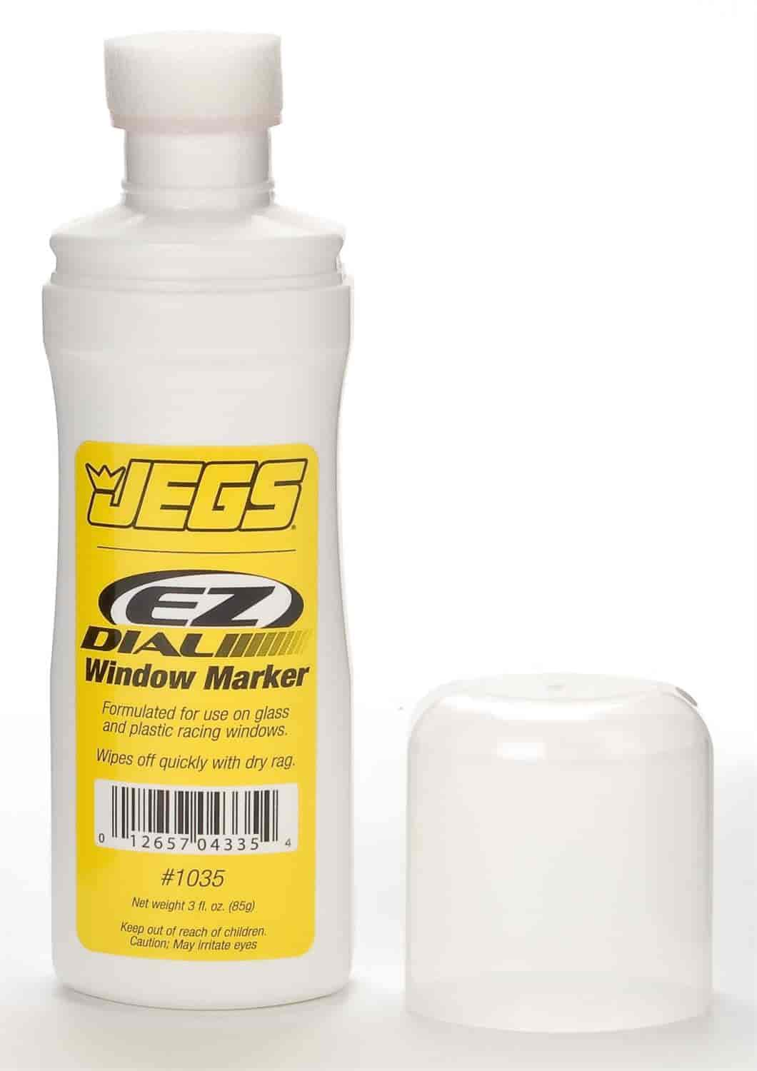 JEGS Performance Products 1035 - JEGS EZ Dial-In Window Marker