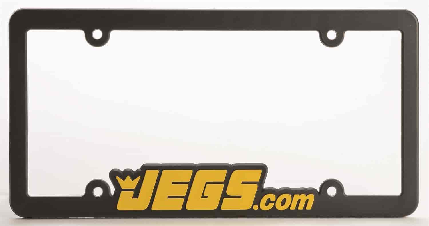 JEGS Performance Products 1041 - JEGS License Plate or License Plate Frame