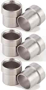 JEGS Performance Products 105390 - JEGS AN Hard-Line Aluminum Tube Nuts & Sleeves