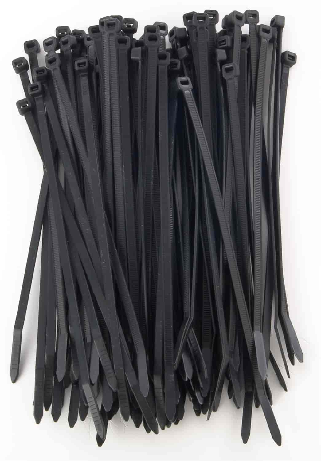 JEGS Performance Products 10605 - JEGS Nylon Wire and Cable Ties