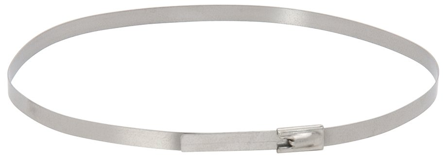 JEGS Performance Products 10625 - JEGS Stainless Wire and Cable Ties