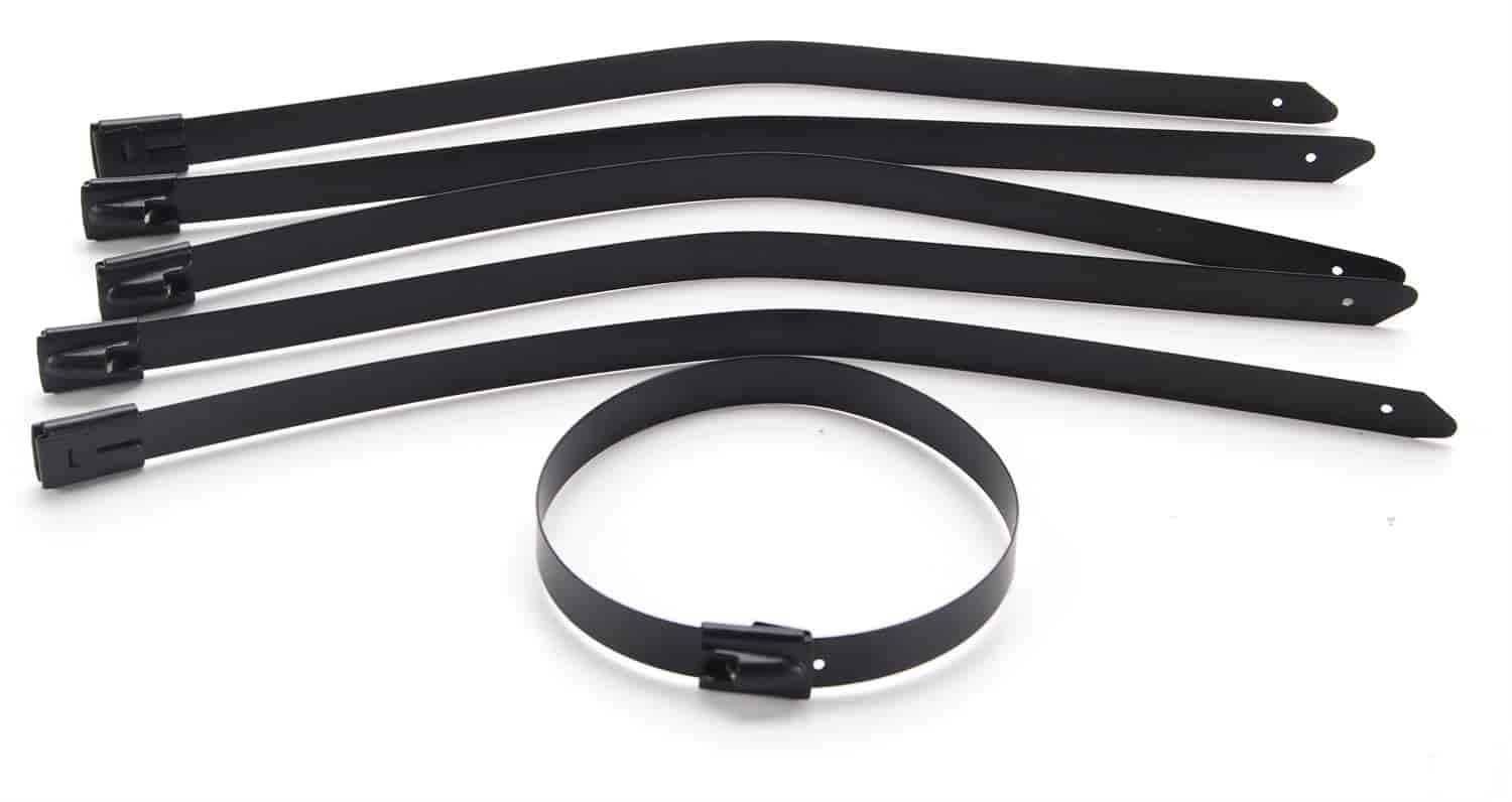 JEGS Performance Products 10680 - JEGS Stainless Wire and Cable Ties