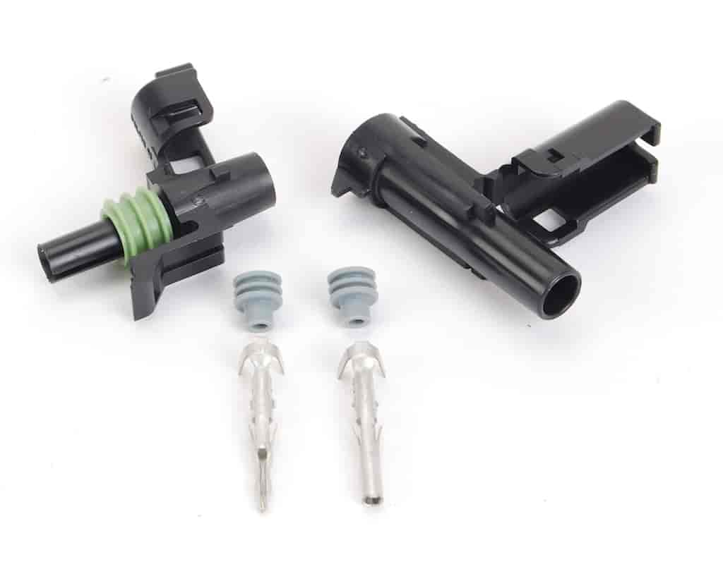JEGS Performance Products 10760 - JEGS Weatherpack Connectors