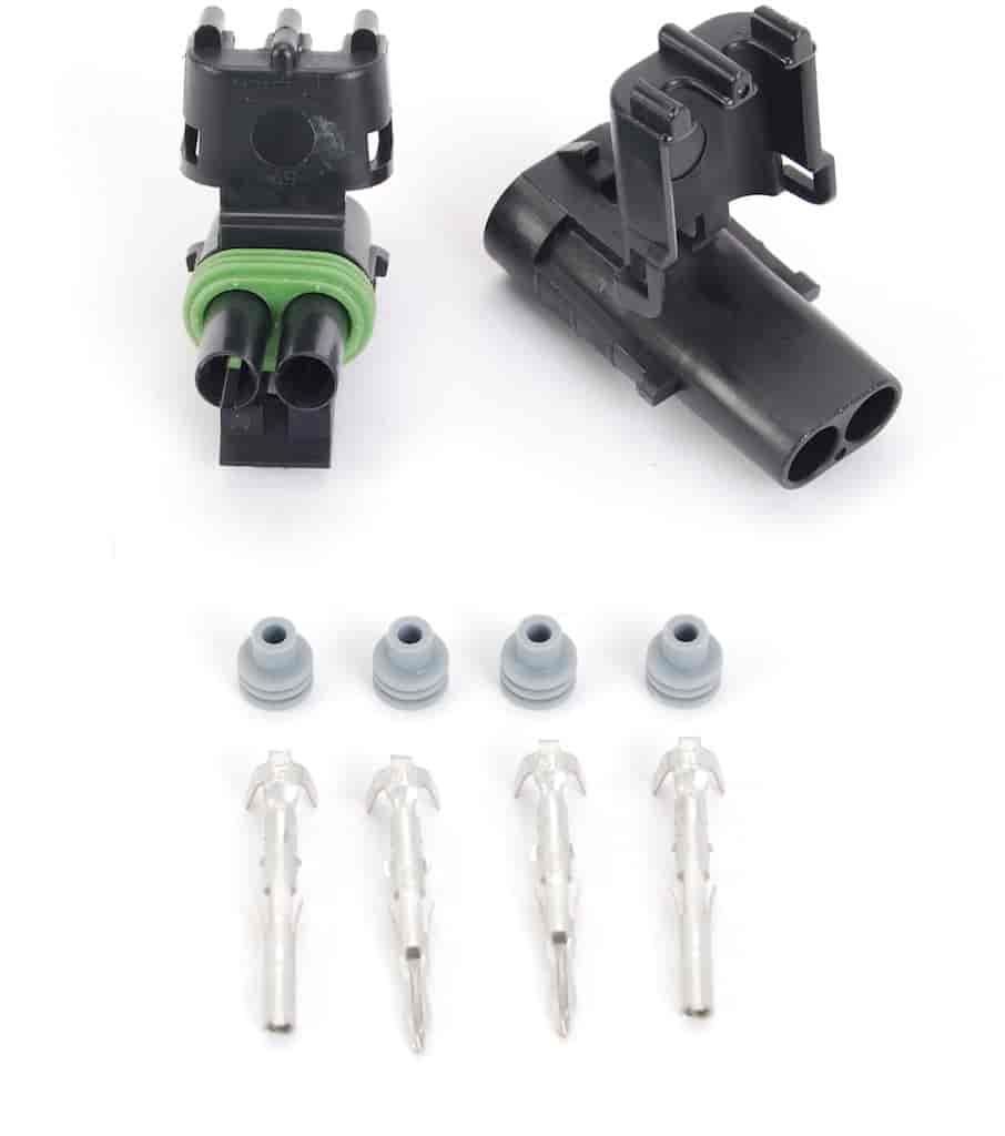 JEGS Performance Products 10761 - JEGS Weatherpack Connectors