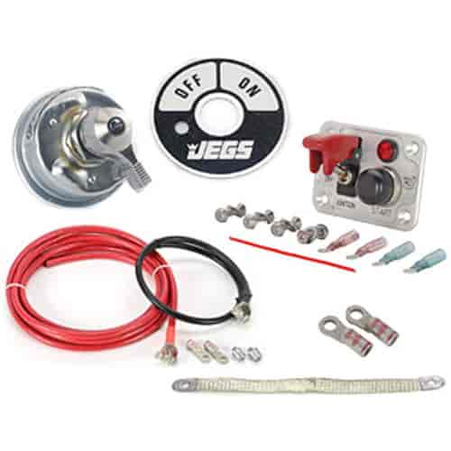 jegs performance products 11001k1 race car wiring kit jegs