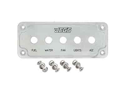 JEGS Performance Products 11005 - JEGS Ignition and Switch Panels