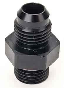 JEGS Performance Products 110160 - JEGS AN to AN Radiused Pump Fittings