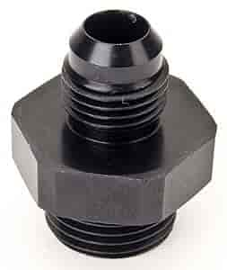 JEGS Performance Products 110162 - JEGS AN to AN Radiused Pump Fittings