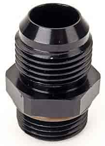 JEGS Performance Products 110167 - JEGS AN to AN Radiused Pump Fittings