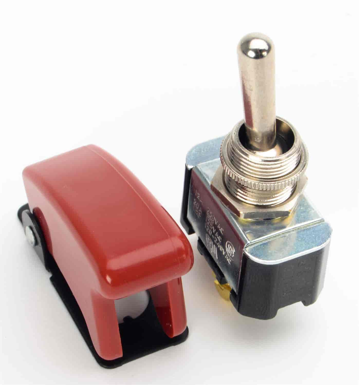 JEGS Performance Products 11023 - JEGS ''Aircraft Style'' Covered Toggle Switches