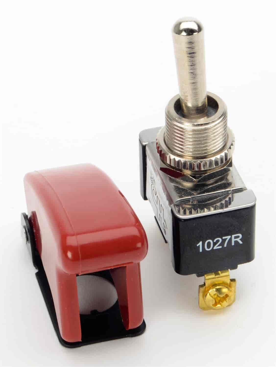 JEGS Performance Products 11031 - JEGS ''Aircraft Style'' Covered Toggle Switches