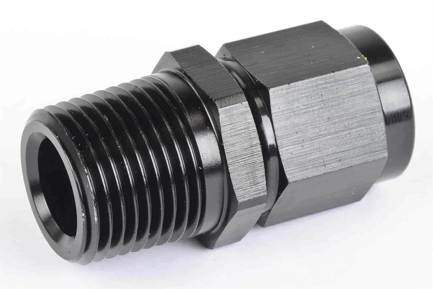 JEGS Performance Products 110334 - JEGS AN Female to NPT Male Adapter Fittings