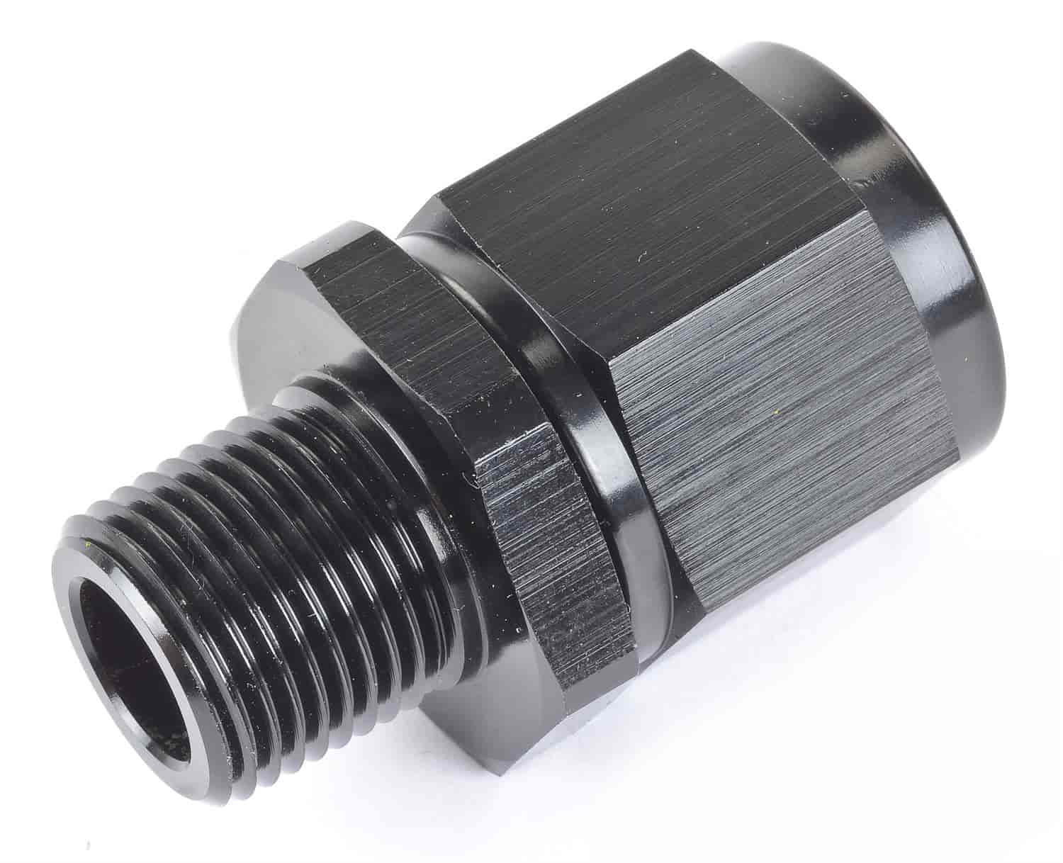 JEGS Performance Products 110337 - JEGS AN Female to NPT Male Adapter Fittings