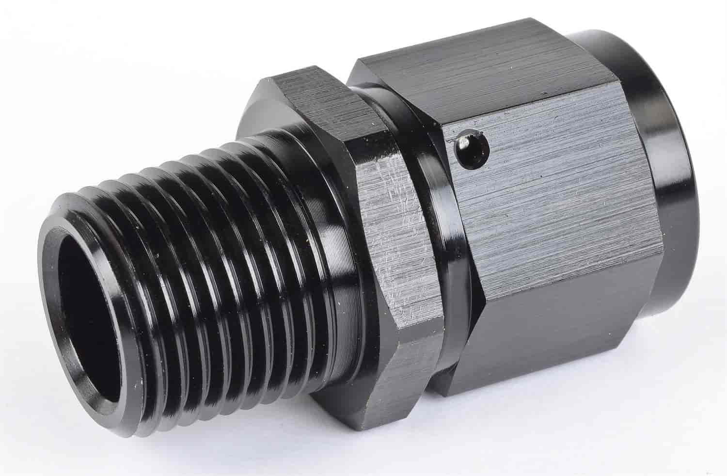 JEGS Performance Products 110338 - JEGS AN Female to NPT Male Adapter Fittings