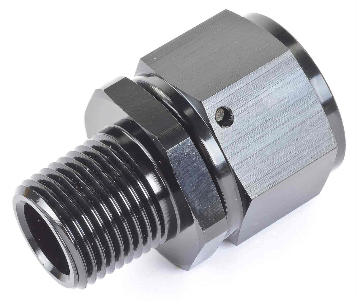 JEGS Performance Products 110339 - JEGS AN Female to NPT Male Adapter Fittings