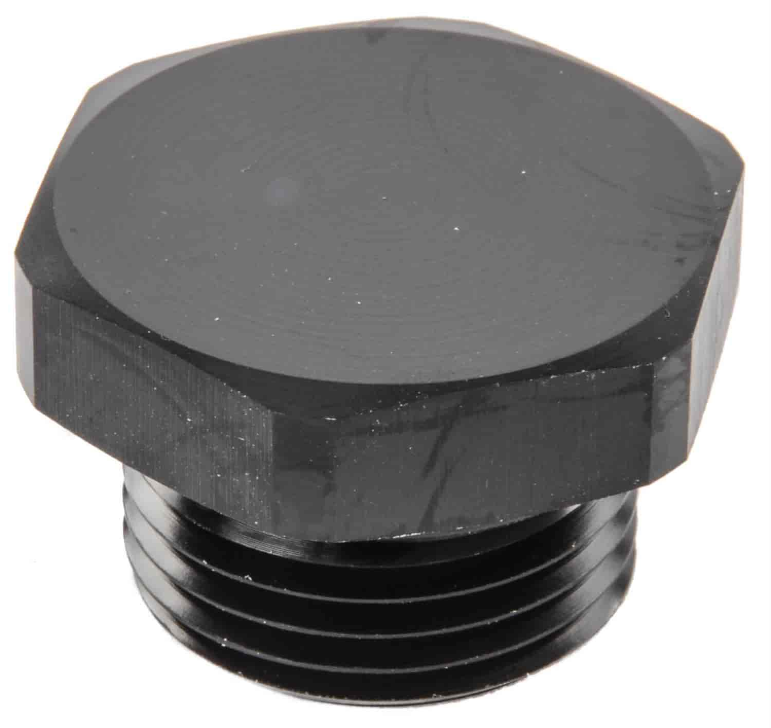 JEGS Performance Products 110354 - JEGS AN Straight Thread Port Plugs