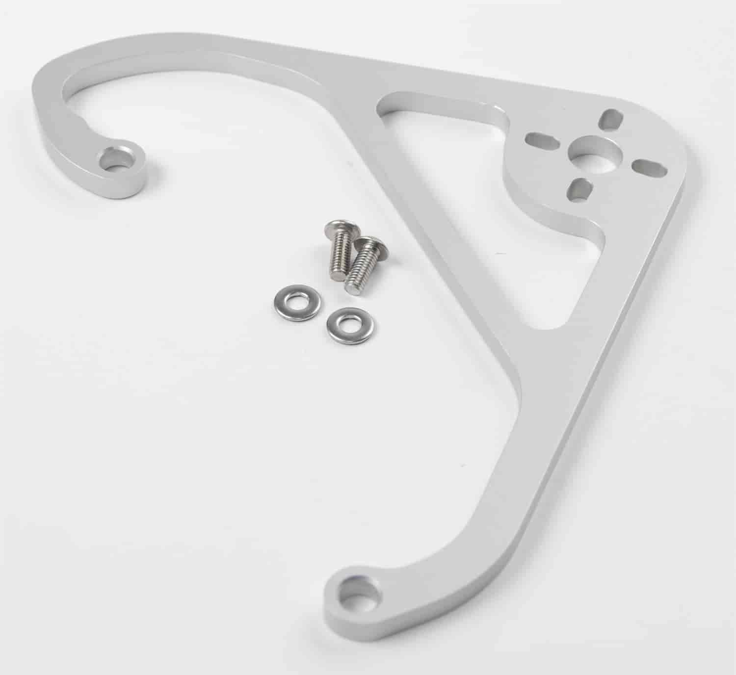 JEGS Performance Products 15125 - JEGS Fuel/Nitrous Throttle/Solenoid Brackets